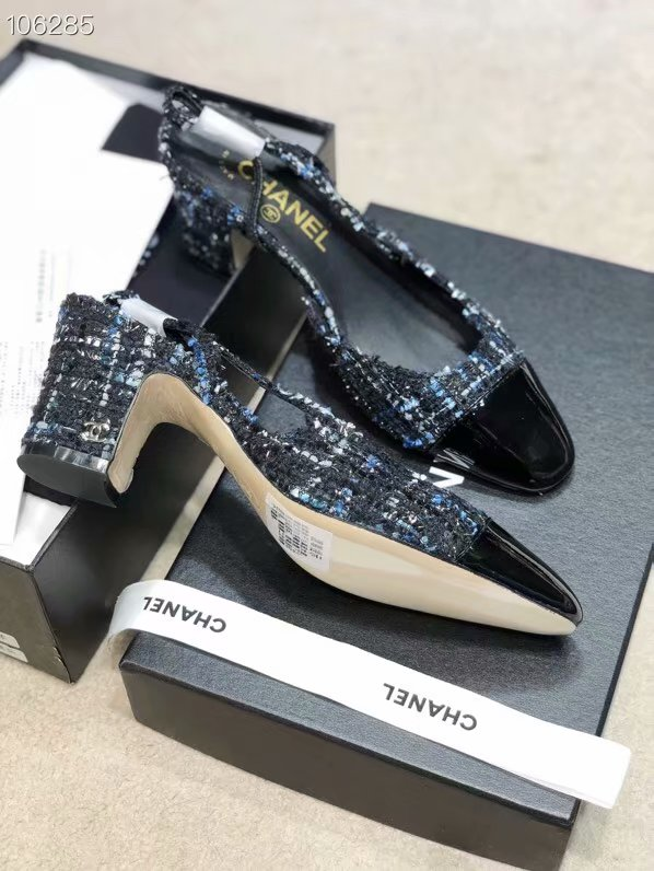 Chanel Shoes CH2606H-8