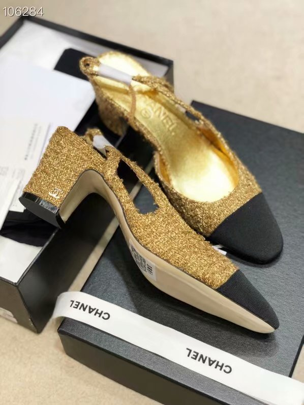 Chanel Shoes CH2606H-9