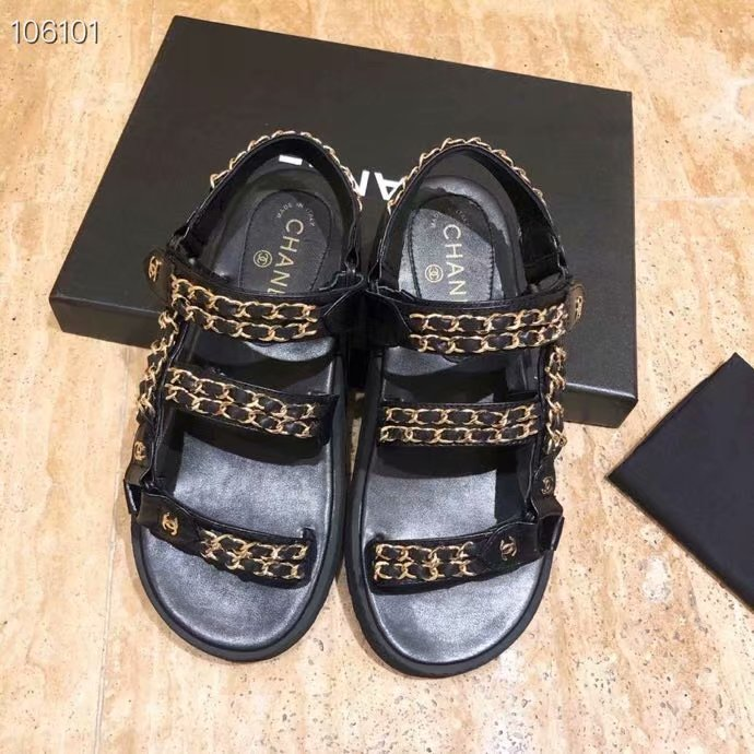 Chanel Shoes CH2607HDC-2