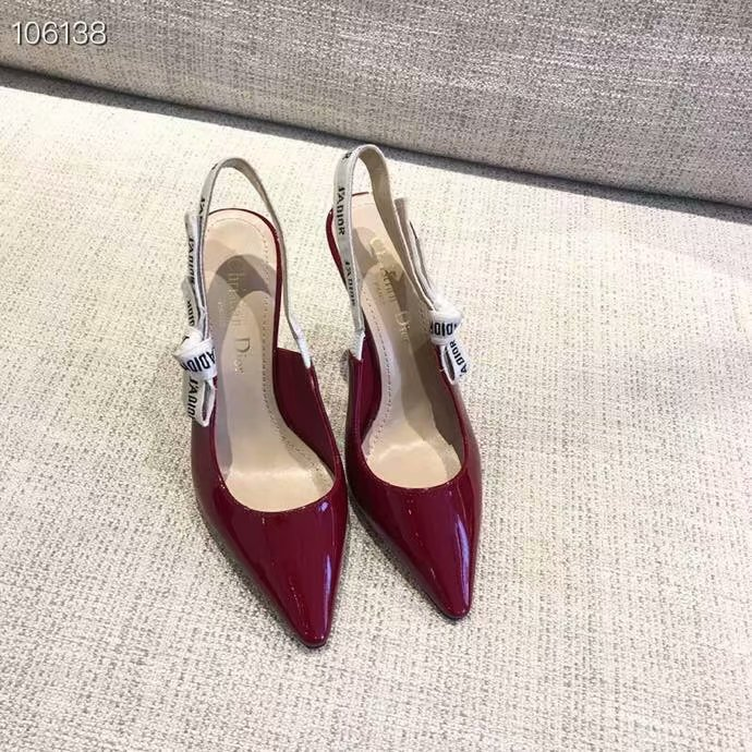 Dior Shoes Dior671DJC-4 9.5CM height