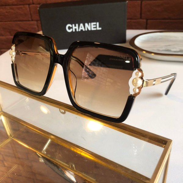 Chanel Sunglasses Top Quality CC6658_2750