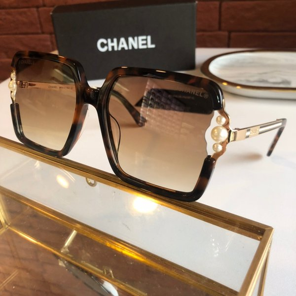 Chanel Sunglasses Top Quality CC6658_2751