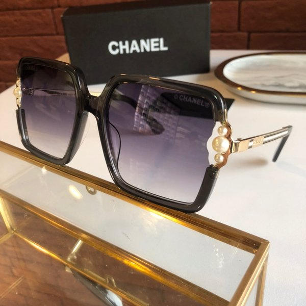 Chanel Sunglasses Top Quality CC6658_2752