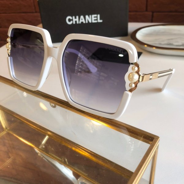 Chanel Sunglasses Top Quality CC6658_2753