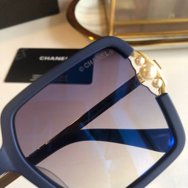 Chanel Sunglasses Top Quality CC6658_2756