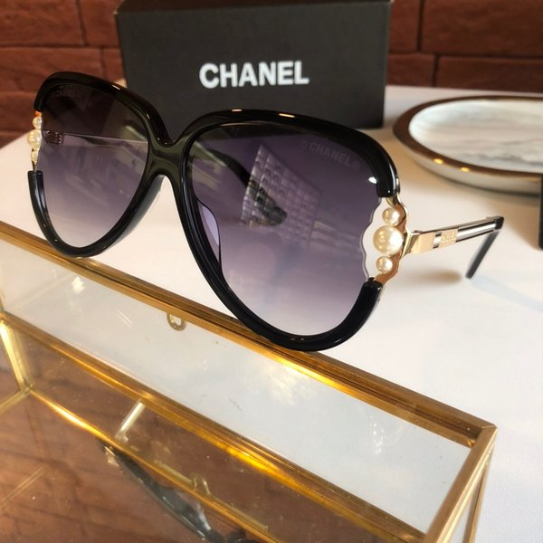 Chanel Sunglasses Top Quality CC6658_2758