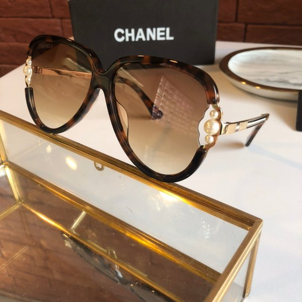 Chanel Sunglasses Top Quality CC6658_2759