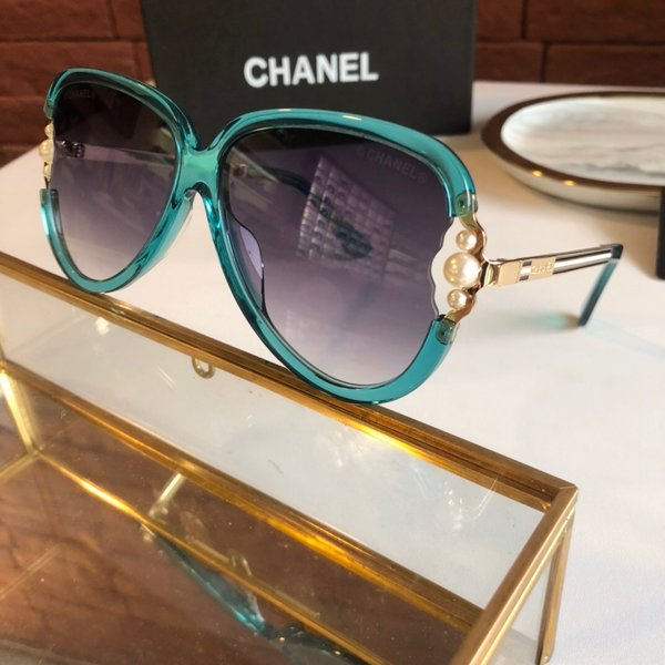 Chanel Sunglasses Top Quality CC6658_2760