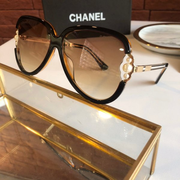 Chanel Sunglasses Top Quality CC6658_2761