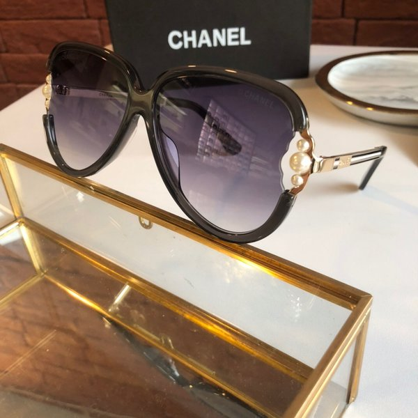 Chanel Sunglasses Top Quality CC6658_2764