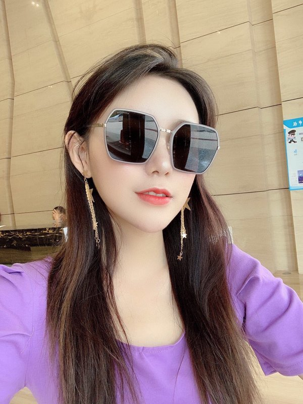 Chanel Sunglasses Top Quality CC6658_2766