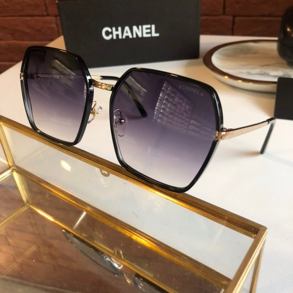 Chanel Sunglasses Top Quality CC6658_2768