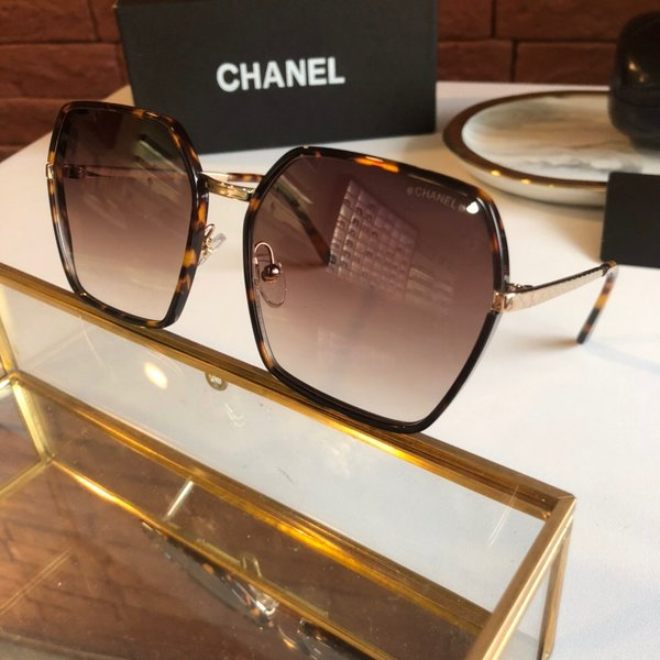 Chanel Sunglasses Top Quality CC6658_2769