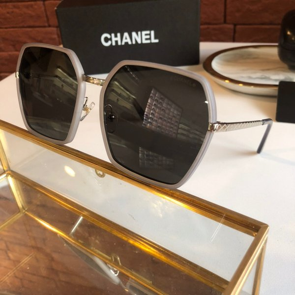Chanel Sunglasses Top Quality CC6658_2773