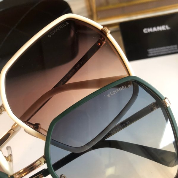 Chanel Sunglasses Top Quality CC6658_2774