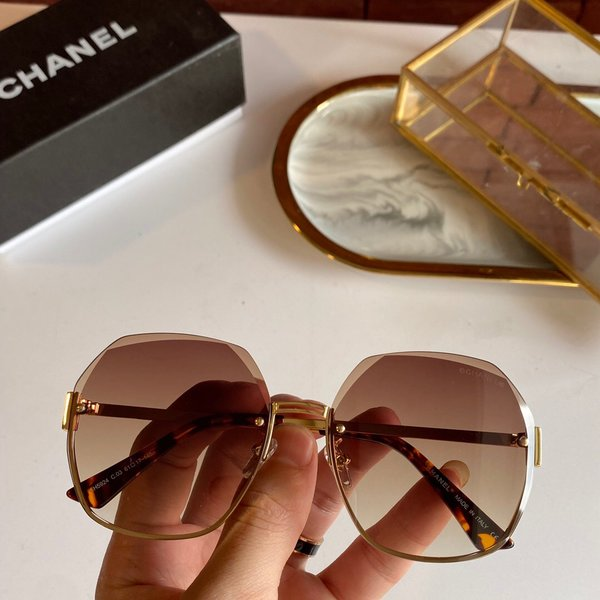 Chanel Sunglasses Top Quality CC6658_2777