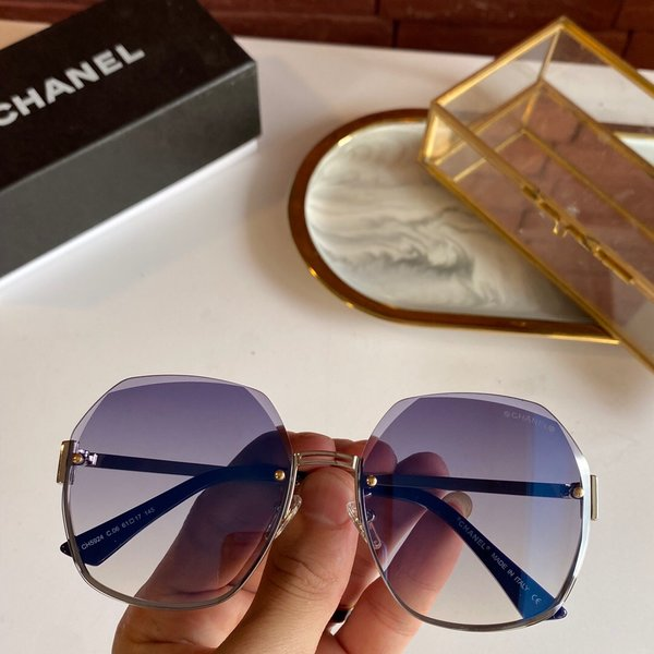 Chanel Sunglasses Top Quality CC6658_2778