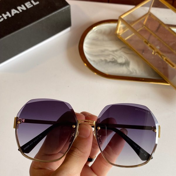 Chanel Sunglasses Top Quality CC6658_2779
