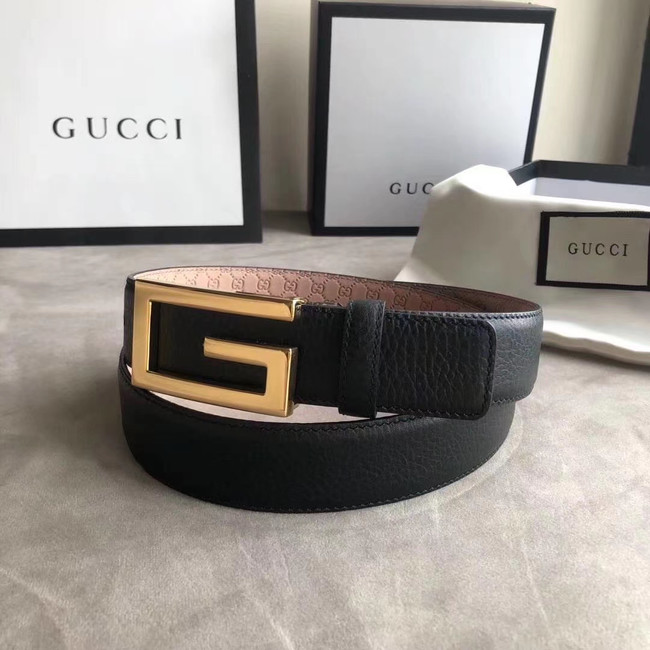 Gucci Original Calf Leather 35MM 3306-18