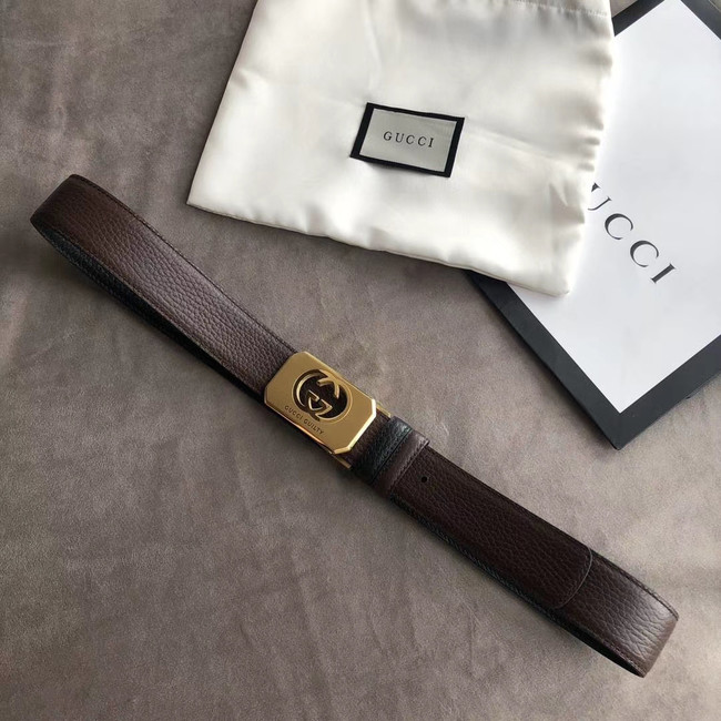 Gucci Original Calf Leather 35MM 3306-2