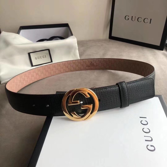 Gucci Original Calf Leather 35MM 3306-20