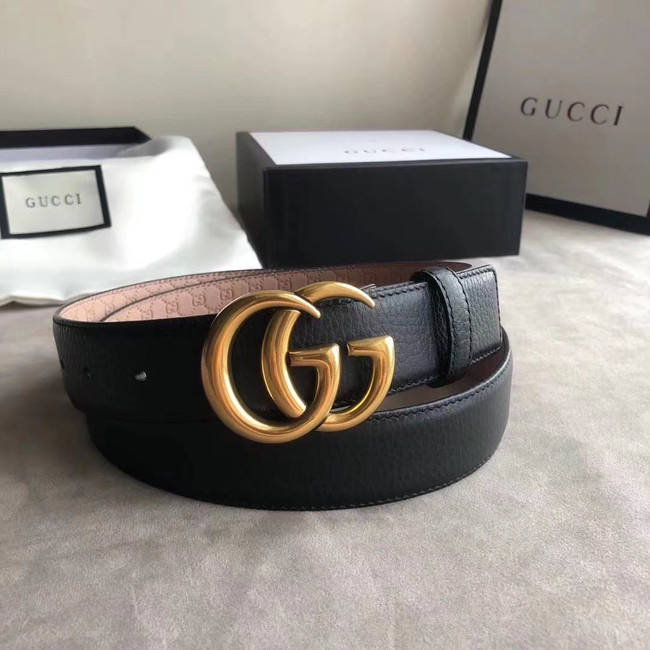 Gucci Original Calf Leather 35MM 3306-22