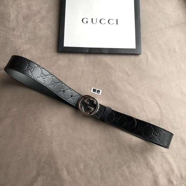 Gucci Original Calf Leather 35MM 3306-23