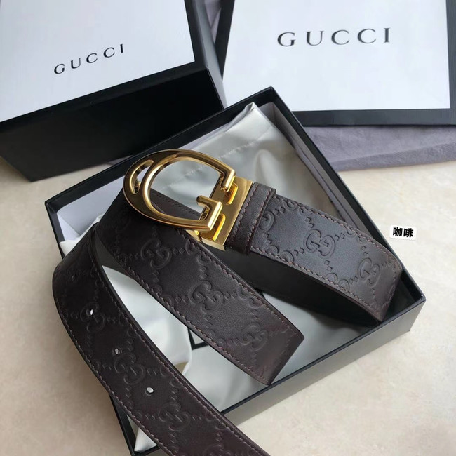 Gucci Original Calf Leather 35MM 3306-24