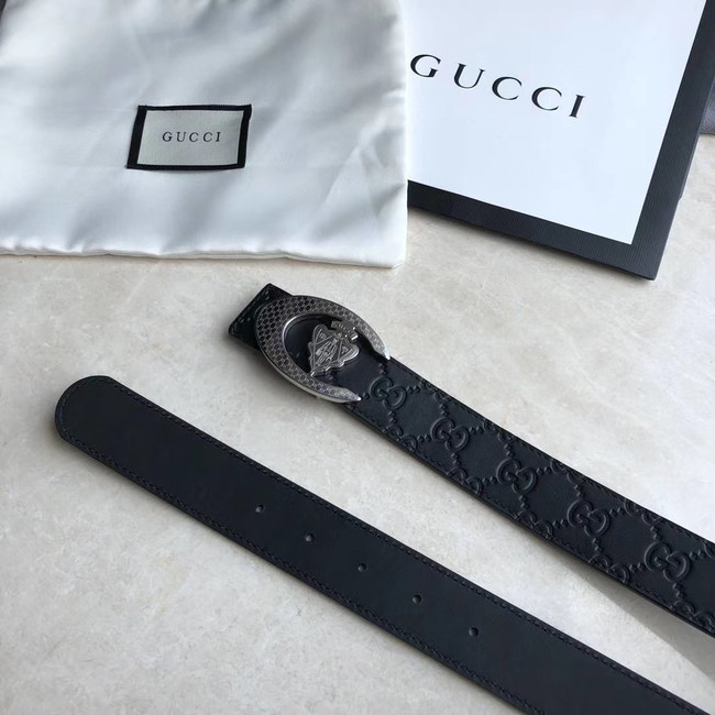 Gucci Original Calf Leather 35MM 3306-4