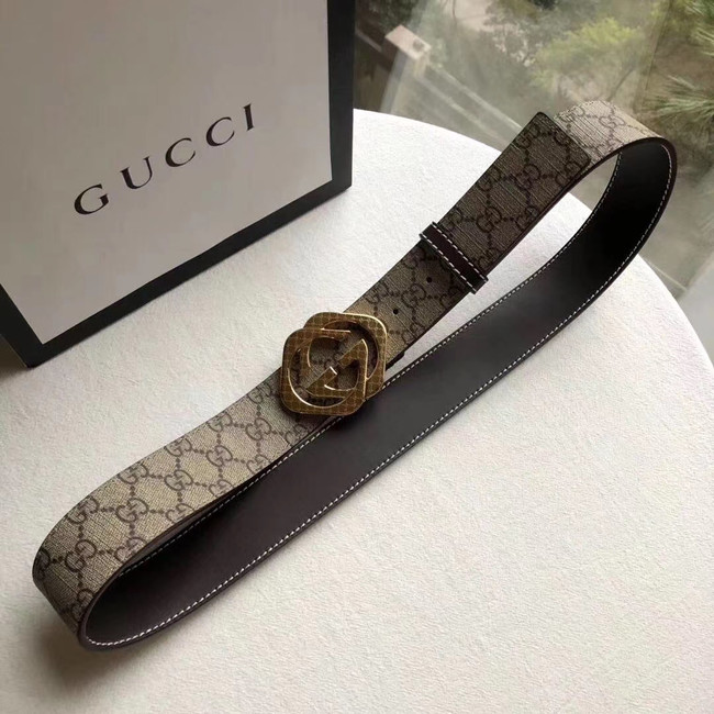 Gucci Original Calf Leather 38MM 3308-1