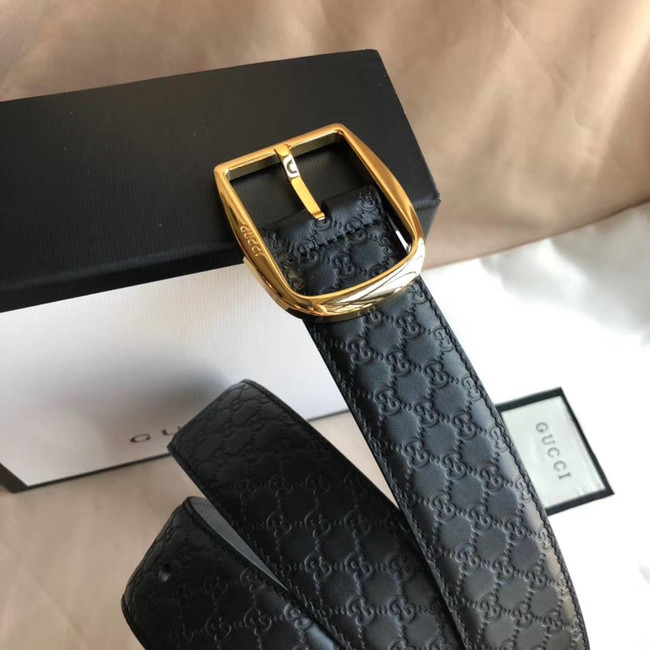 Gucci Original Calf Leather 40MM 3307-3