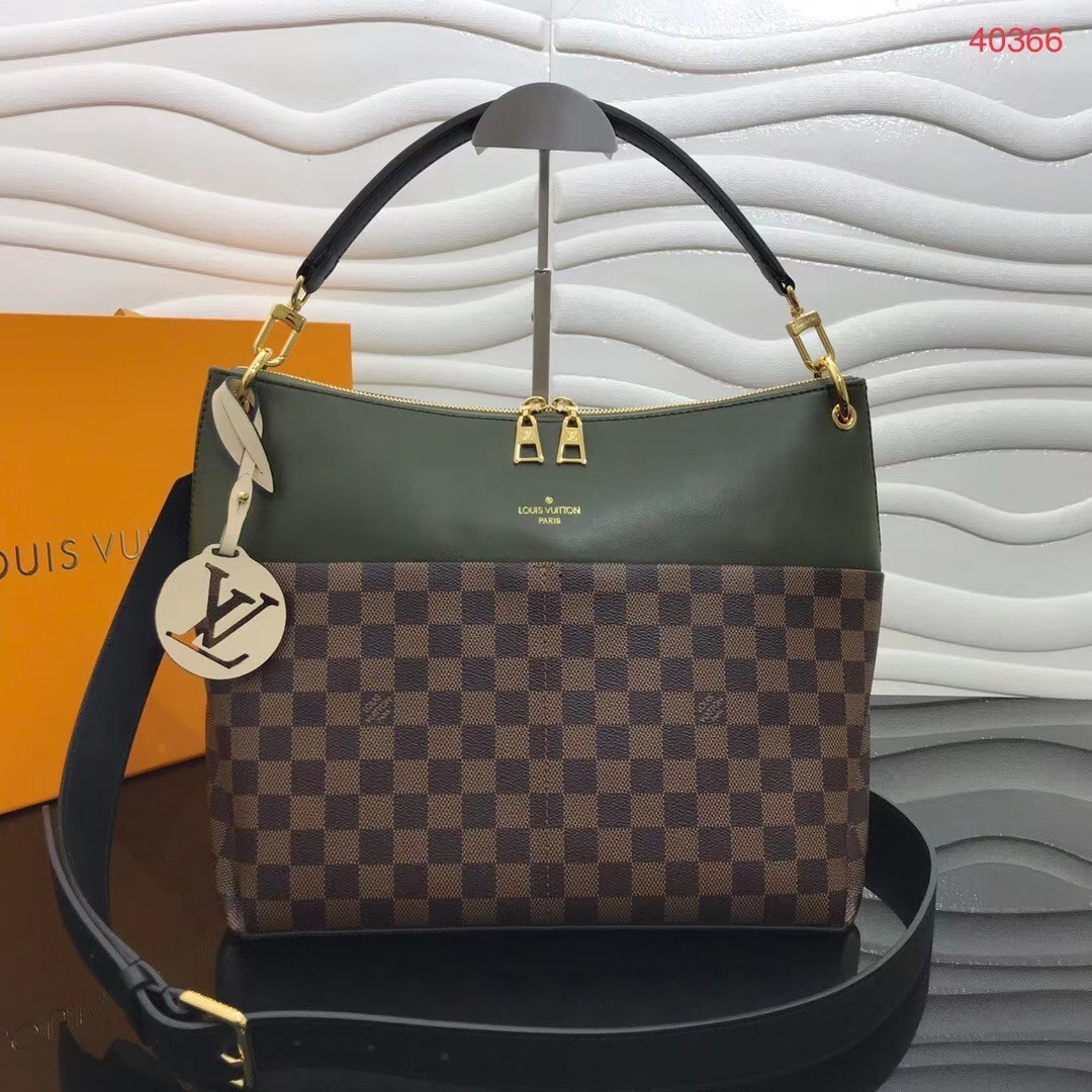 Louis Vuitton Original Damier Ebene Canvas M40366 Khaki