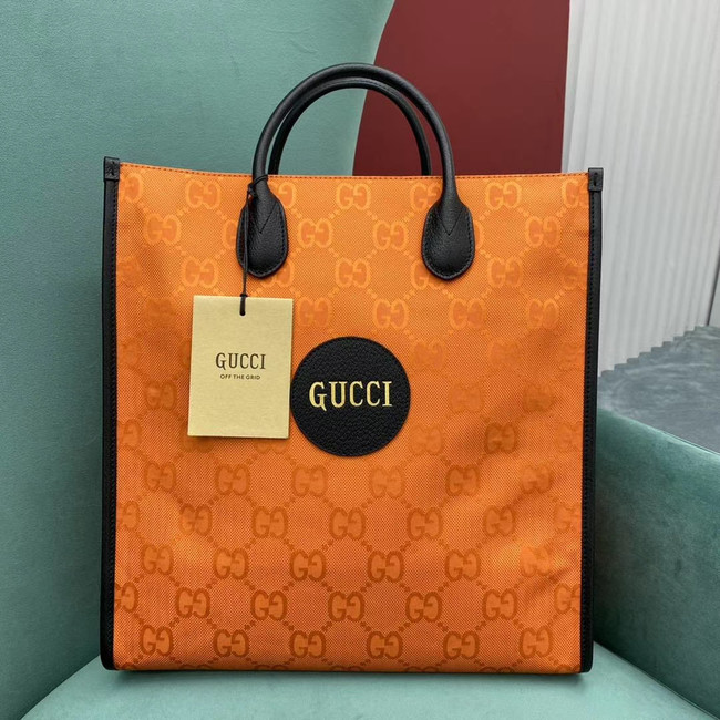 Gucci Off The Grid long tote bag 630355 orange