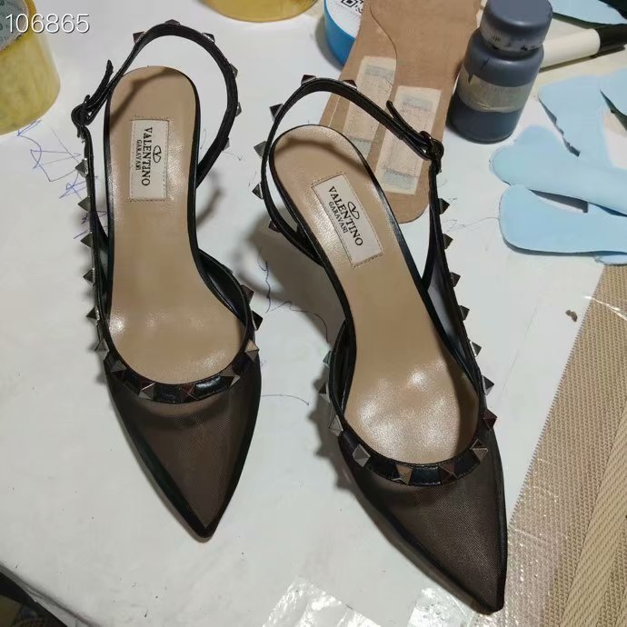 Valentino Shoes VT1026GC height 3CM