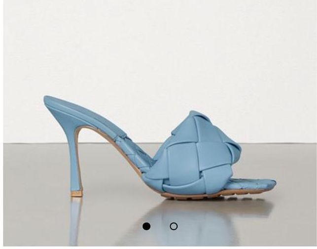 Bottega Veneta Shoes BV2050 Light Blue