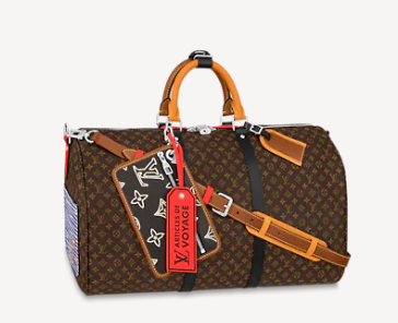 Louis vuitton KEEPALL BANDOULIERE 50 M56855