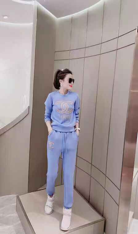 Chanel Top Quality Clothes CC5369 Blue