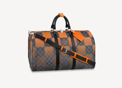 Louis Vuitton N40420  KEEPALL BANDOULIERE 50