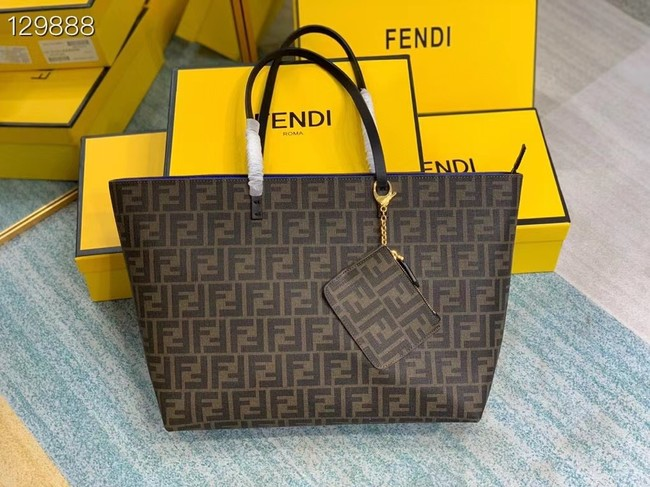 FENDI fabric bag 69555 blue