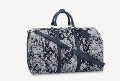 Louis Vuitton KEEPALL BANDOULIERE 50 M57285