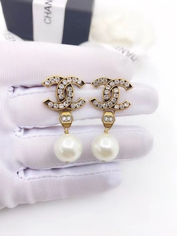 Chanel Earrings CE6458