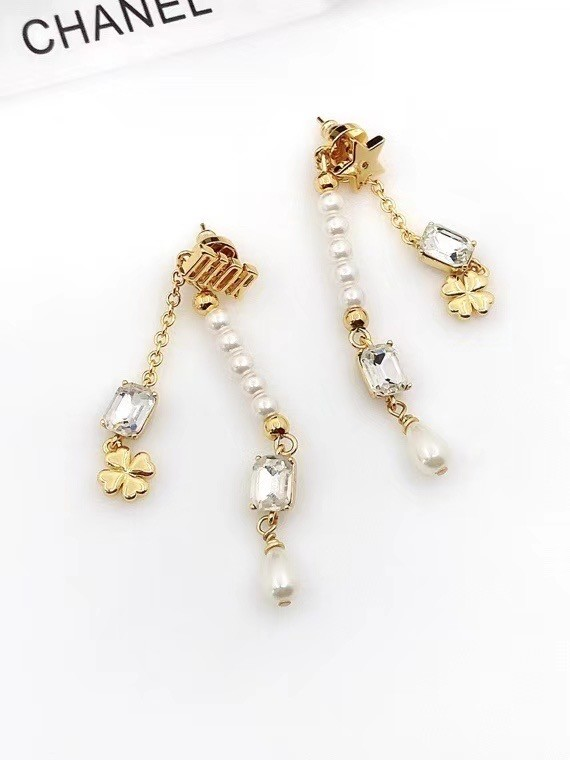Chanel Earrings CE6462