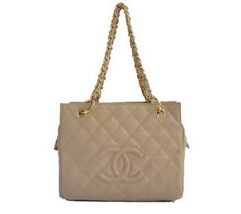 Cheap Chanel Coco Cocoon Bags A18004 Apricot Golden