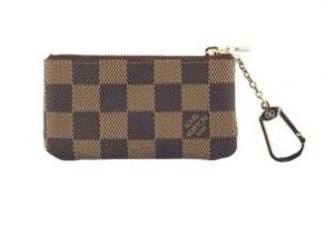 Louis Vuitton Wallets Damier Canvas Keys Pouch NM N62658