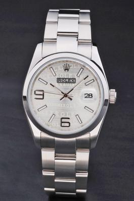 Rolex Perpetual Stainless Steel 33mm Men Watch-RP3823