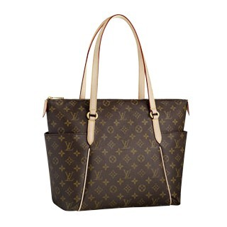 Louis Vuitton Monogram Canvas Totally MM M56689